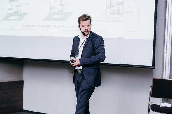 Ярослав Усов, вице-президент Союза архитекторов России, соруководитель архитектурного бюро ДИЗАЙНУС