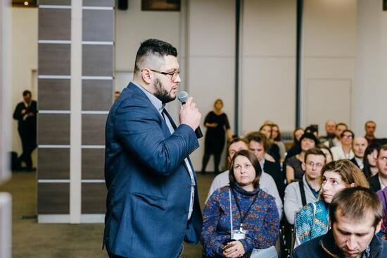 Егор Глебов, управляющий партнер компании BORSH